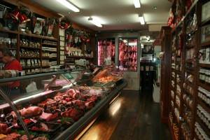 chadwicks butchers, balham, south east london, UK: organic meat, high quality meat