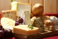 Cheese board serves 6 - 8