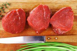 feather steak
