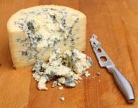 Half baby stilton cheese