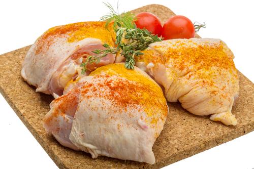 Organic High Quality Chicken Thighs