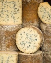 Whole baby stilton cheese