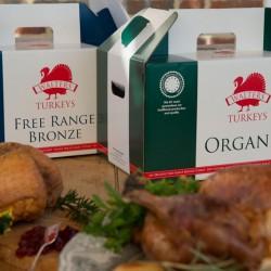 Free range Bronze Turkey 7 kilo
